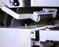 Пневматический прижимной ролик двухвального многопильного станка QUADRO MRS-700