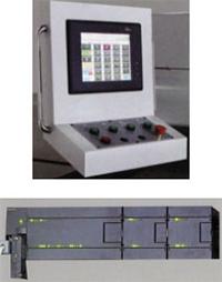 Раскроечный центр с задней загрузкой FILATO NPL-330H серии INDUSTRIAL, Панель управления с ЧПУ
