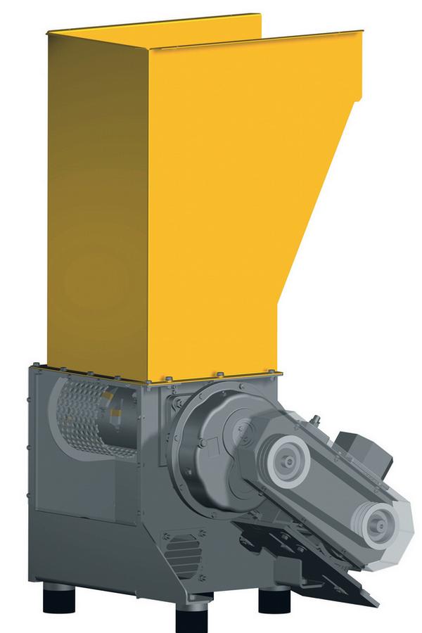 Шредер для измельчения древесных отходов LR520 (Австрия)