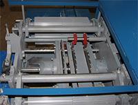 быстрая перенасройка станка для кромления горбыля ДКО-55М