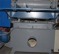 аспирационные патрубки станка для кромления горбыля ДКО-55М