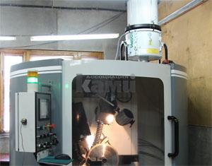 Станок для заточки дисковых пил мод. AL-805 UT.MA