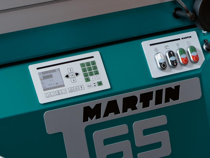 Форматно-раскроечный станок мод. «MARTIN T-65», Германия, Система управления