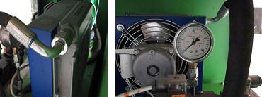 станок древесно-стружечный мод. yt-145, наличие системы охлаждения масла для непрерывной работы оборудования