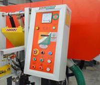 Блок управления леточно-делительного станка Quadro-350Pro