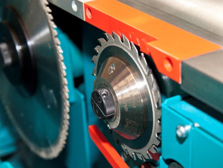 Форматно-раскроечный станок «MARTIN Т75 PreX», 3-х осевой подрезной агрегат
