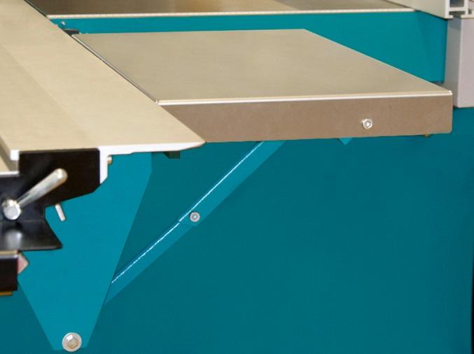 Форматно-раскроечный станок «MARTIN Т75 PreX», Откидной фронтальный стол