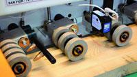 Линия оптимизации TRV 2700EB 500 Италия, Лазерный сканер