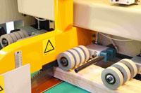 Линия оптимизации TRV 2700EB 500 Италия, Торцовочный станок