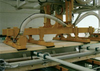 Линия оптимизации TRV 2700EB 500 Италия, вакуумная автоматическая система загрузки