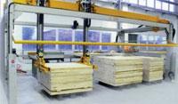 Линия оптимизации TRV 2700EB 500 Италия, устройство автоматической выгрузки и укладки заготовок в штабель