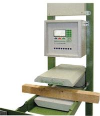 Линия оптимизации TRV 2700EB 500 Италия, бесконтактный измеритель влажности древесины