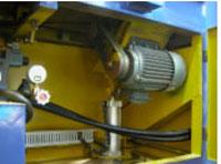 Пресс для сращивания по длине (ручной) PSK 3100, 4500, 6000, торцовочный узел