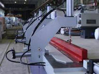 Пресс для сращивания по длине (ручной) PSK 3100, 4500, 6000, боковой и верхний прижим плети