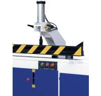 Пресс для сращивания по длине (ручной) PSK 3100, 4500, 6000, удобная система ручного управления пресса