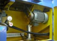 Пресс для сращивания по длине (автомат) PSK 3100A, 4500A, 6000A, 9000A, 12000A, схема обработки, торцовочный узел