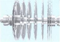 телескопические перемещаемые втулки с дисковыми пилами