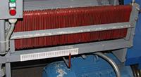 Когтевая защита кромкообрезного станка ДКО-55М