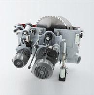 Форматно-раскроечный станок ALTENDORF WA-80, Пильный агрегат